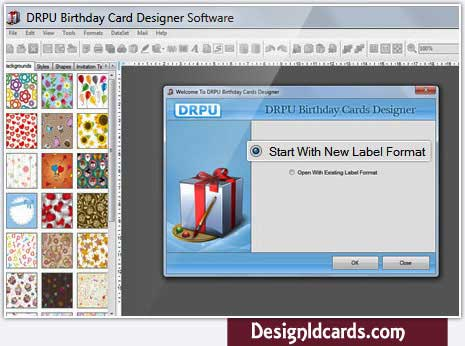 Windows 7 Design Birthday Cards Software 8.2.0.1 full