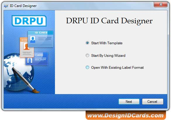 Windows 7 How to Design ID Card 8.2.0.1 full